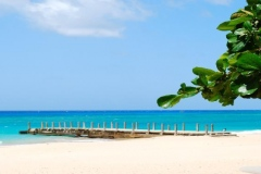 Beach  for Jaquar Villas Guests
