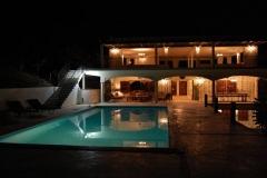 Pool 1 at night - Palaisha