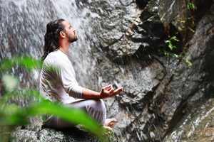 magic mushroom meditation